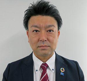 中央執行委員長 源波 信亮